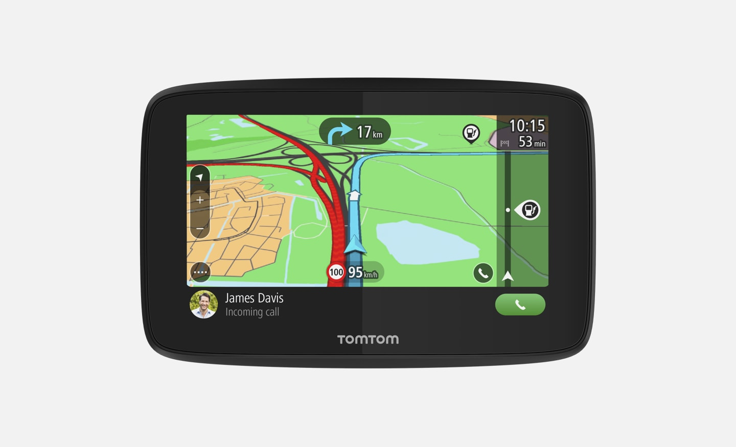 GPS voiture TomTom GO Essential