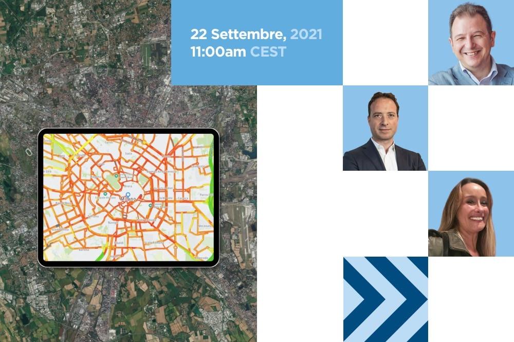 TomTom e la città di Milano - Partner per la mobilità sostenibile.