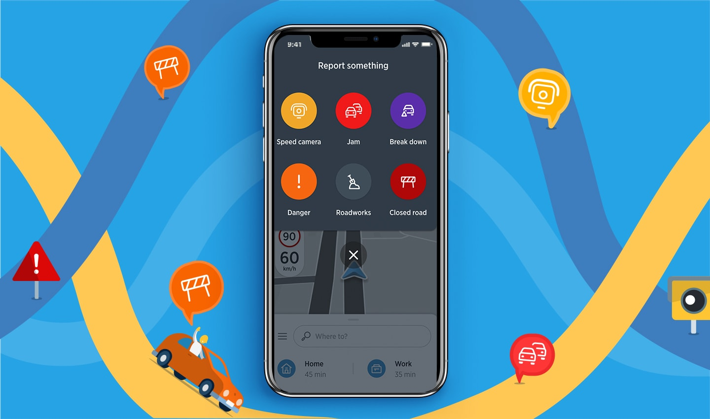 People-powered navigation: AmiGO app