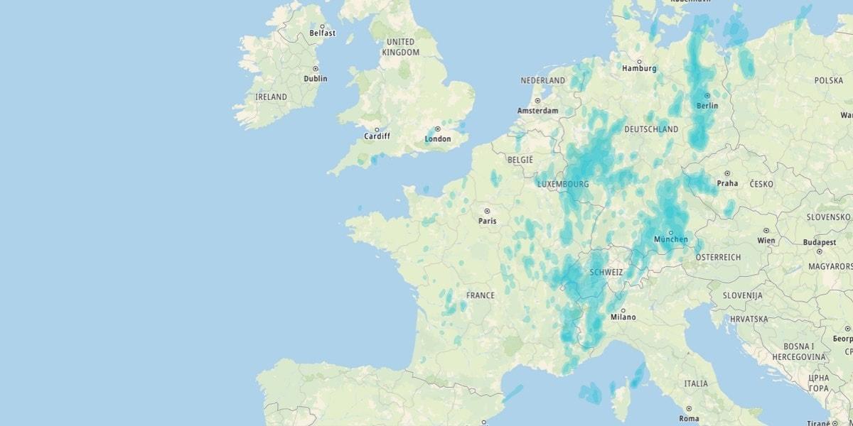 Advanced Weather API
