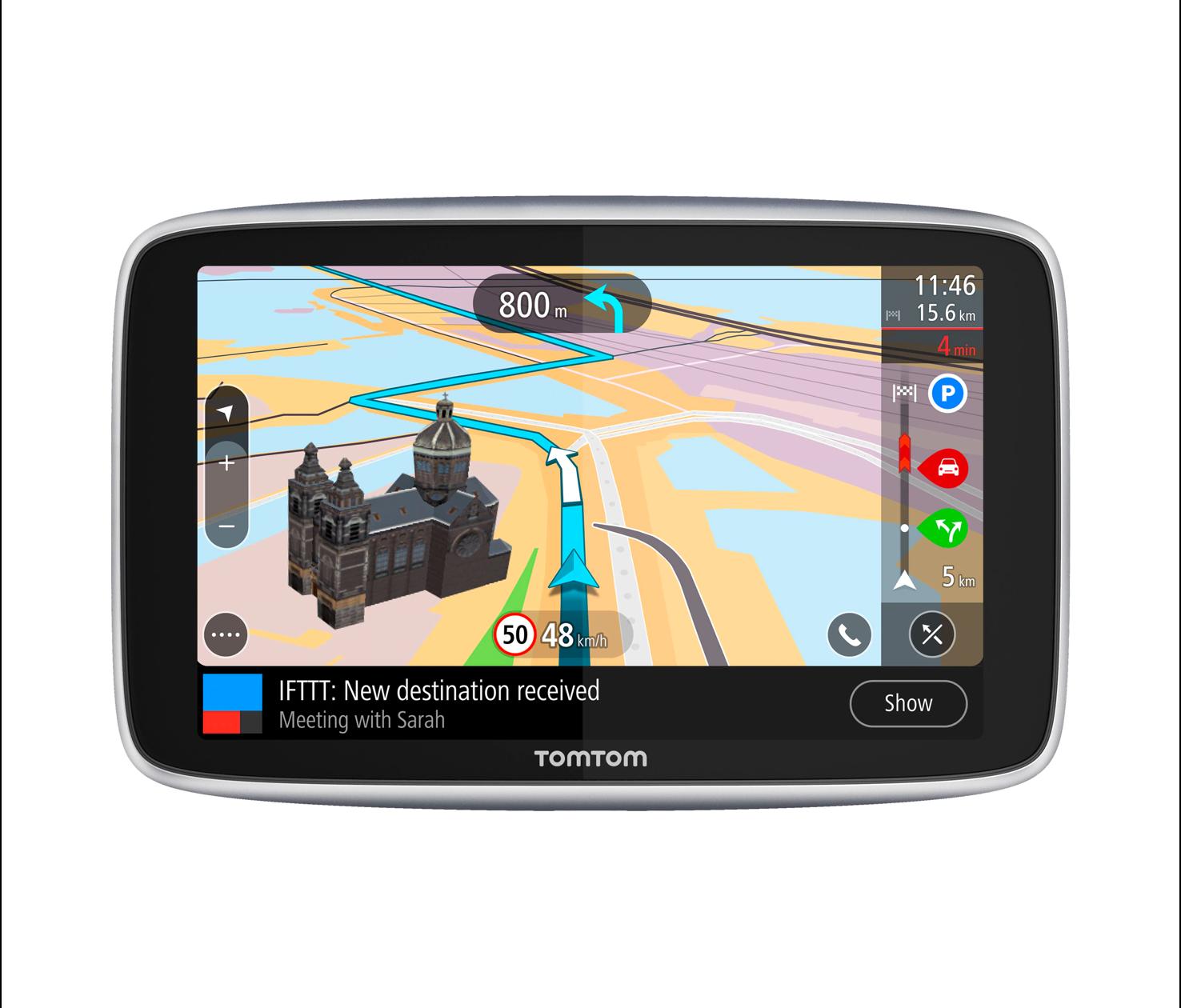 TomTom GPS Car Navigation GO Premium