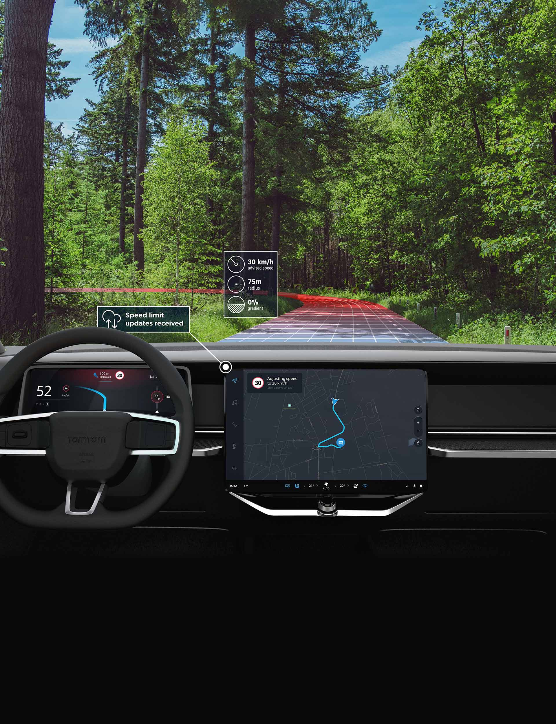 Introducing TomTom Virtual Horizon: the all-in-one ADAS solution for all vehicles