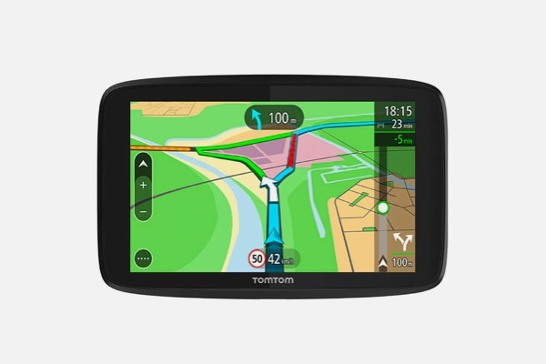 TomTom GPS Car Navigation GO Basic