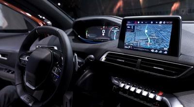 Embedded navigation