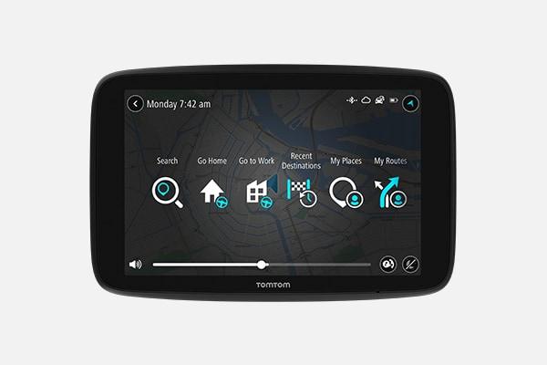 TomTom GPS Truck Navigation GO Expert