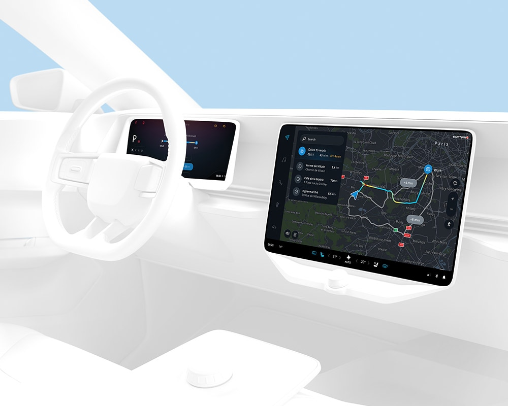 A better navigation experience: Designed for drivers, trusted by carmakers