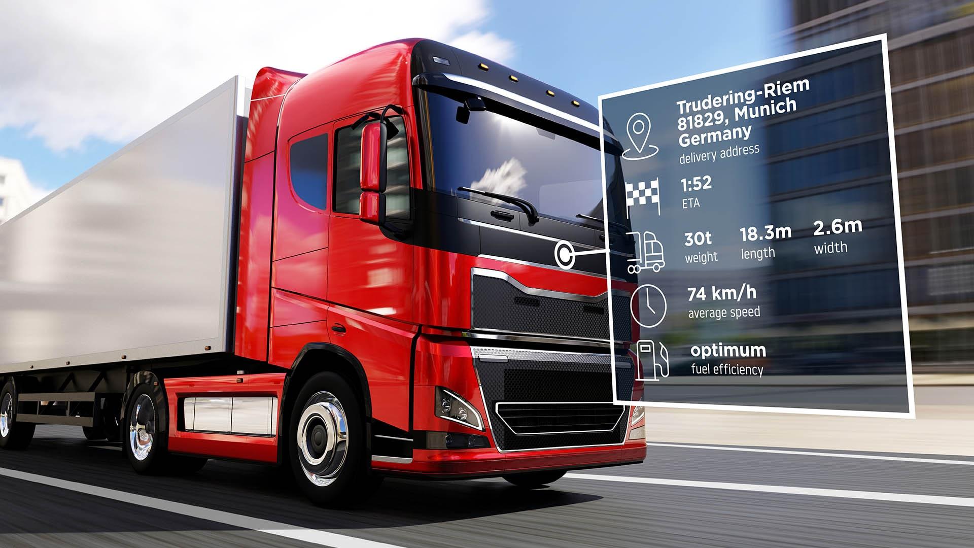 TomTom Fleet Management and Logistics