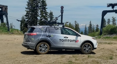 Keeping maps fresh: The life of a TomTom mapping car driver