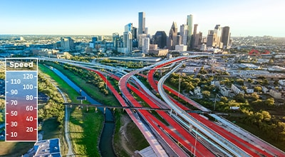 How traffic impacts navigation: 4 insights on real-time and predictive flow