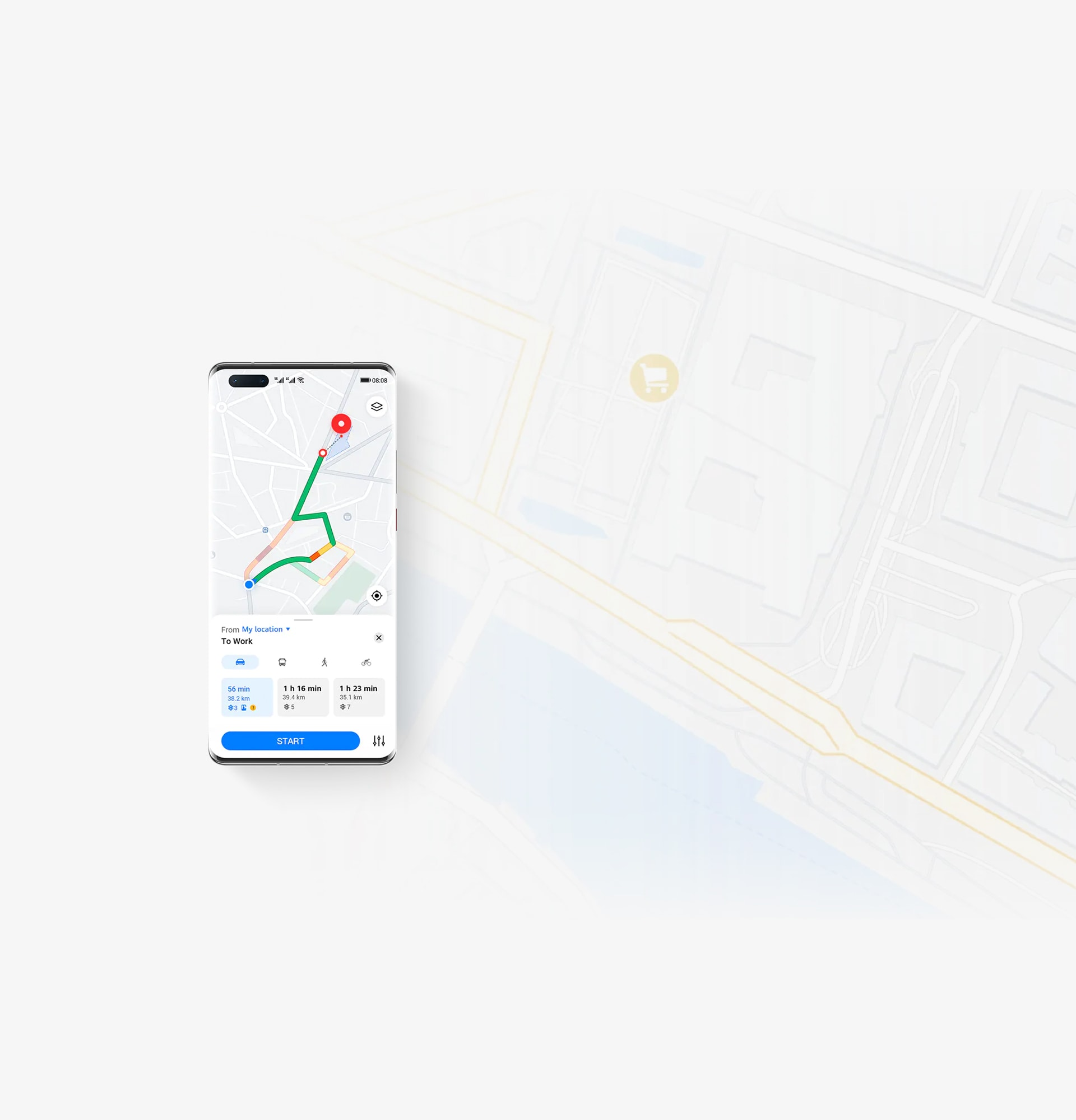TomTom maps and traffic data open up a new world for millions of HUAWEI users and developers