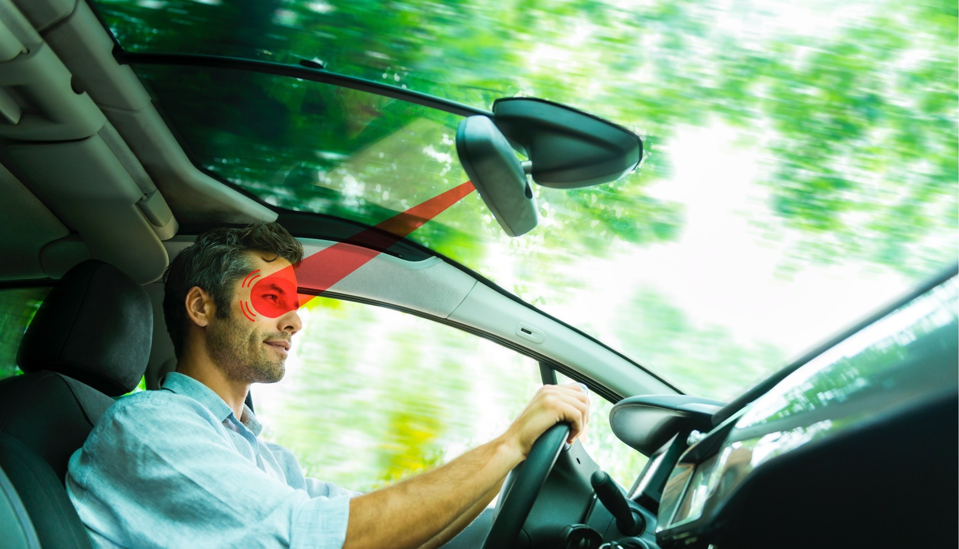 Artificial intelligence is trying to take drowsy drivers off our roads and into a rest area