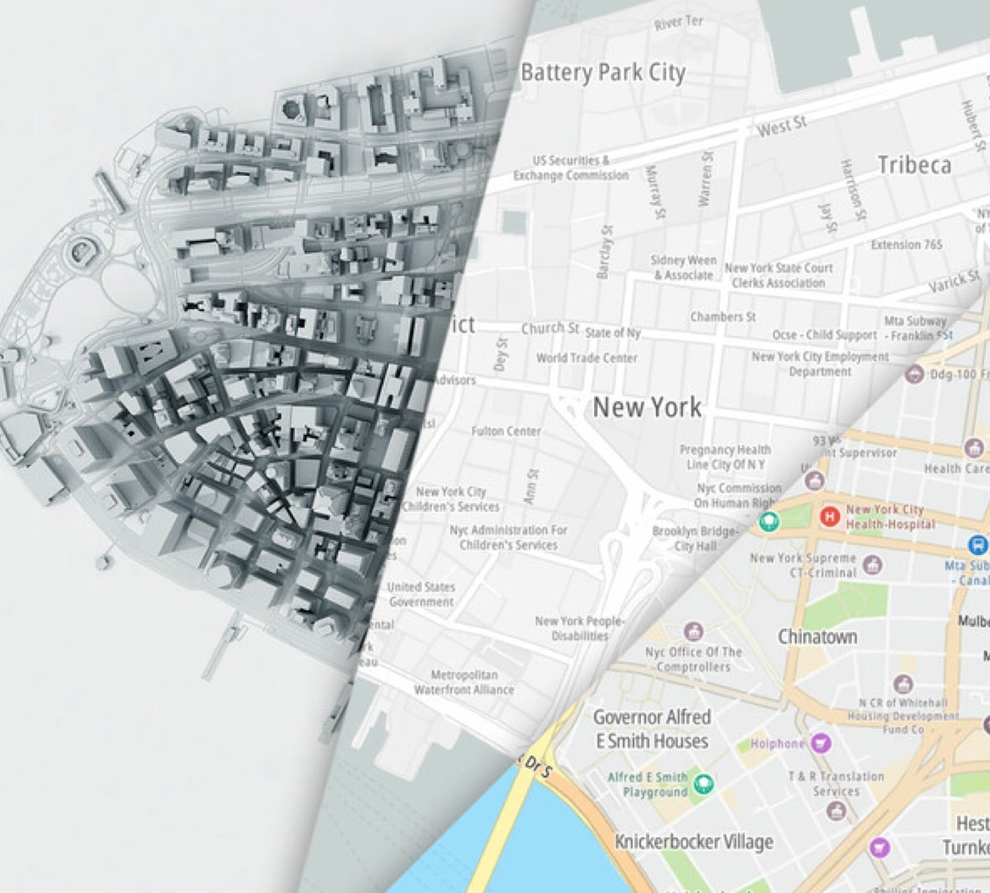 More sensors mean more detail. As MoMa van sensors evolve, TomTom can add more detail and accuracy to maps.
