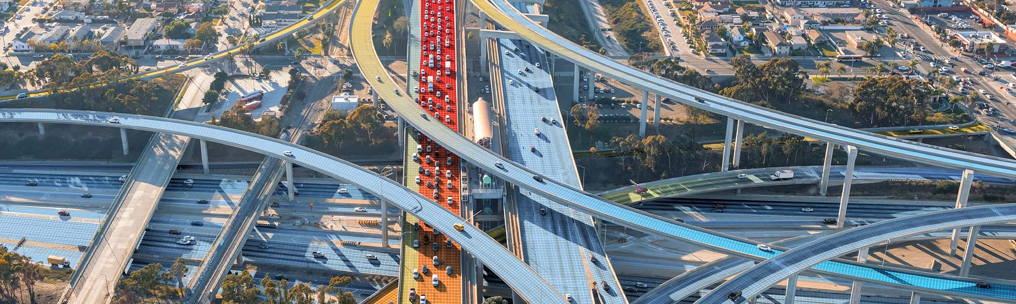 Deconstructing traffic and the power of prediction for mobility and on-demand