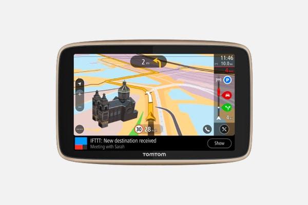 GPS voiture TomTom GOPremium