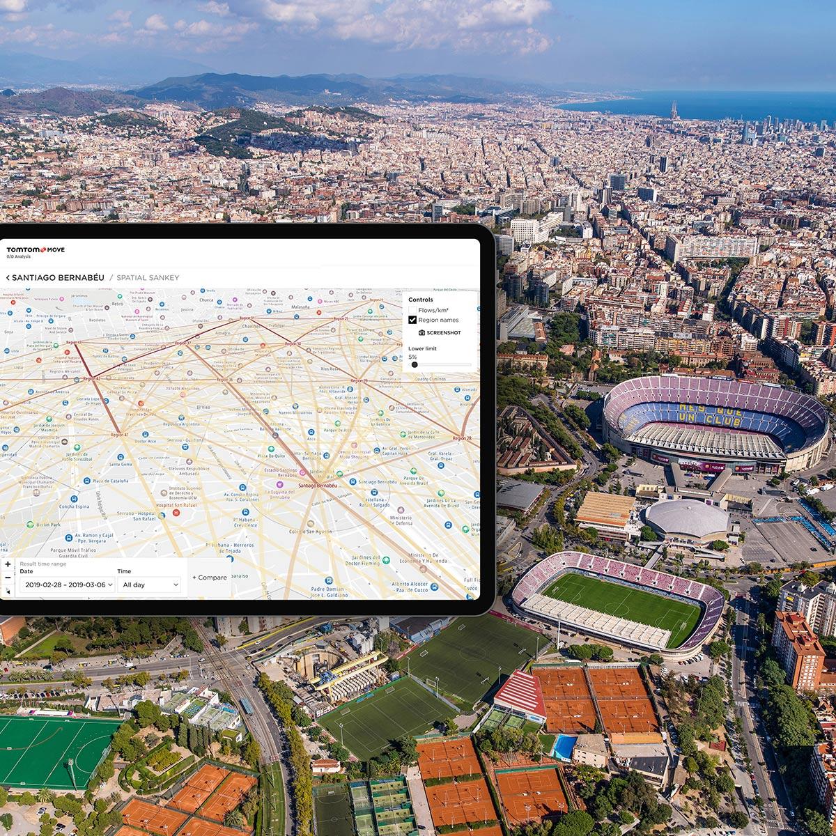 Improve urban planning