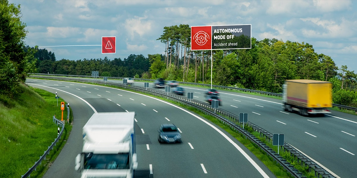 Increased safety for automated vehicles