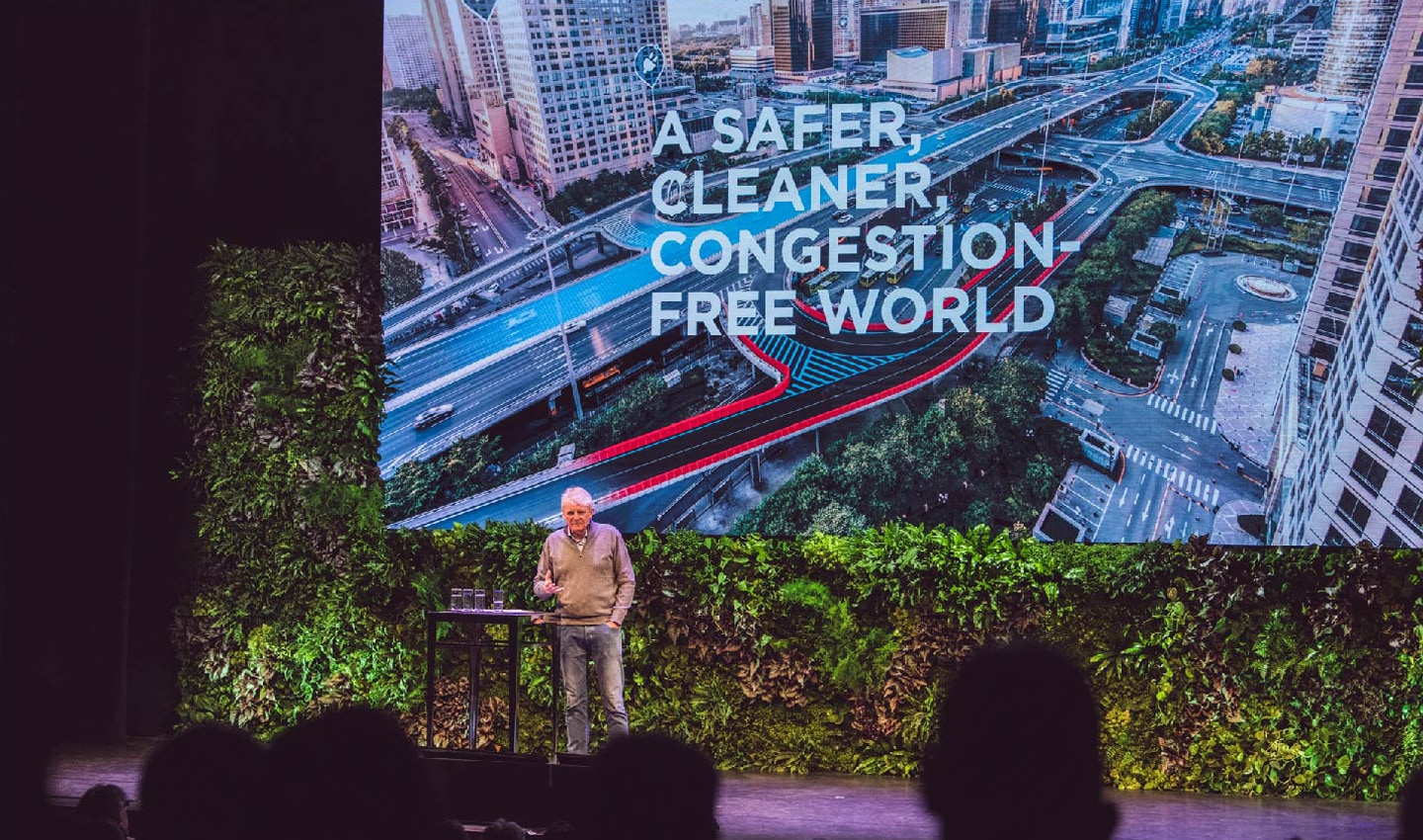 Seeing the power of TomTom's technology, the company is now focused on making the world's roads safer, cleaner, and congestion free.