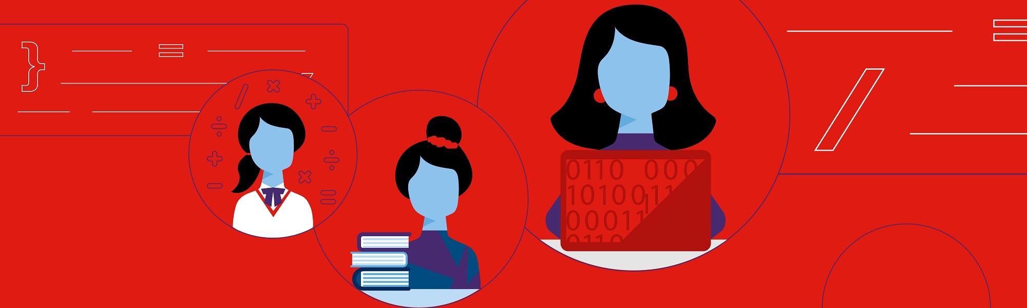 Women in tech need other women in tech