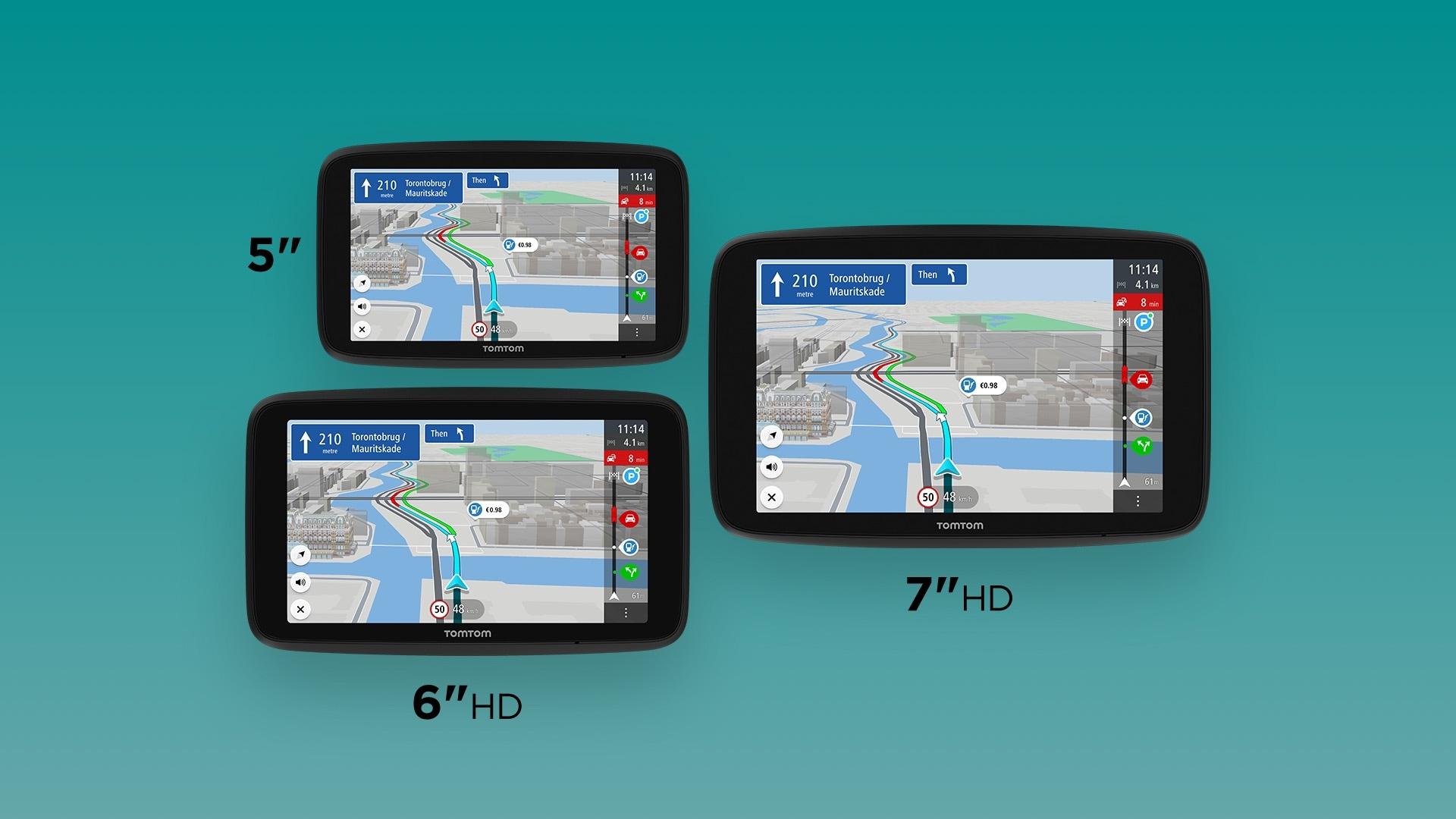 TomTom GO Discover Car GPS
