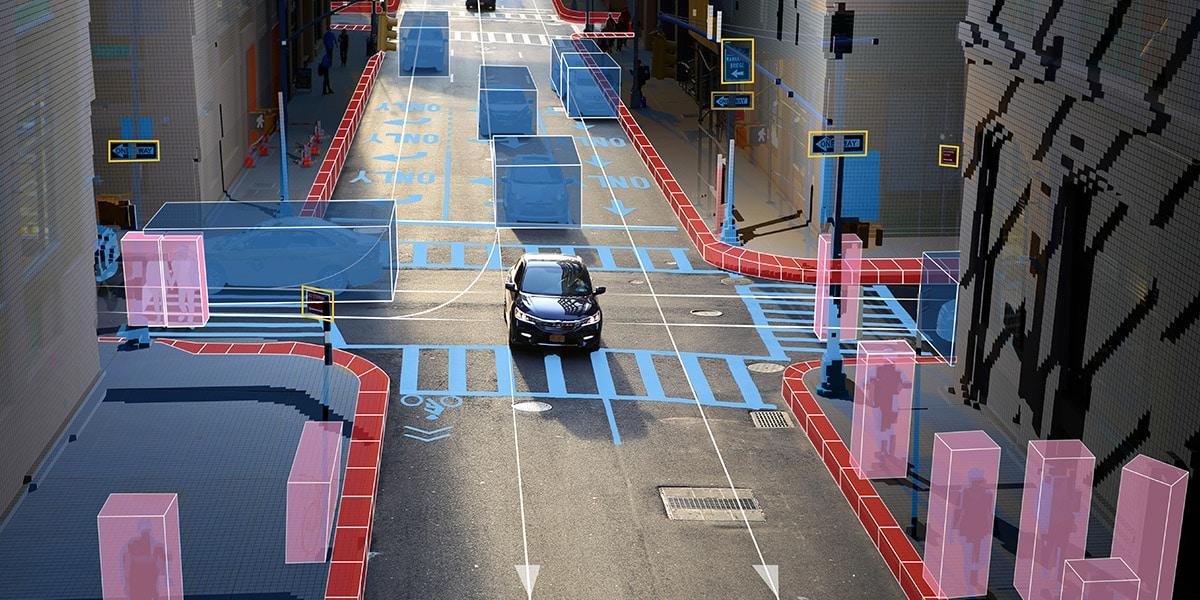Autonomous vehicle localization