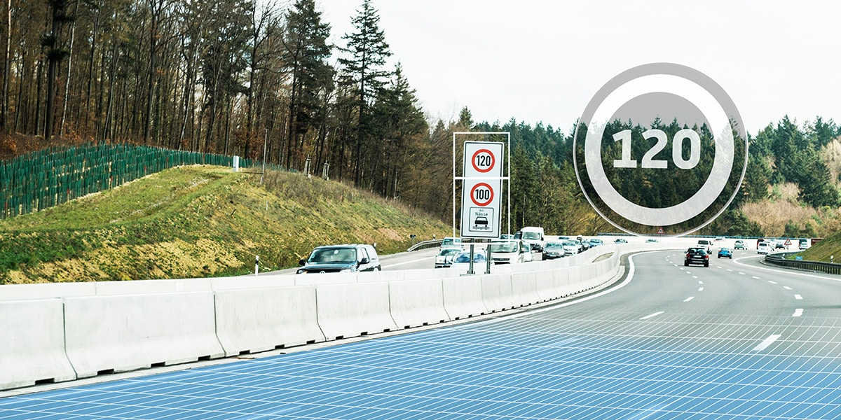 Traffic sign recognition and intelligent speed control
