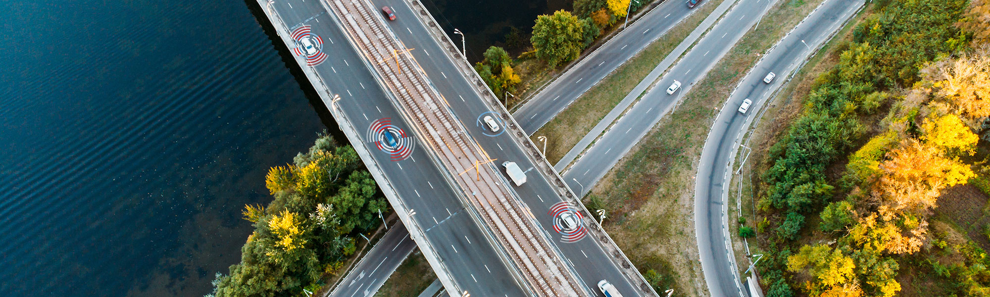 What is the role of TomTom in the world of connected infrastructure and vehicles?
