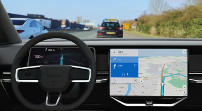 Ever wondered what it takes to design in-car user interfaces? Find out here