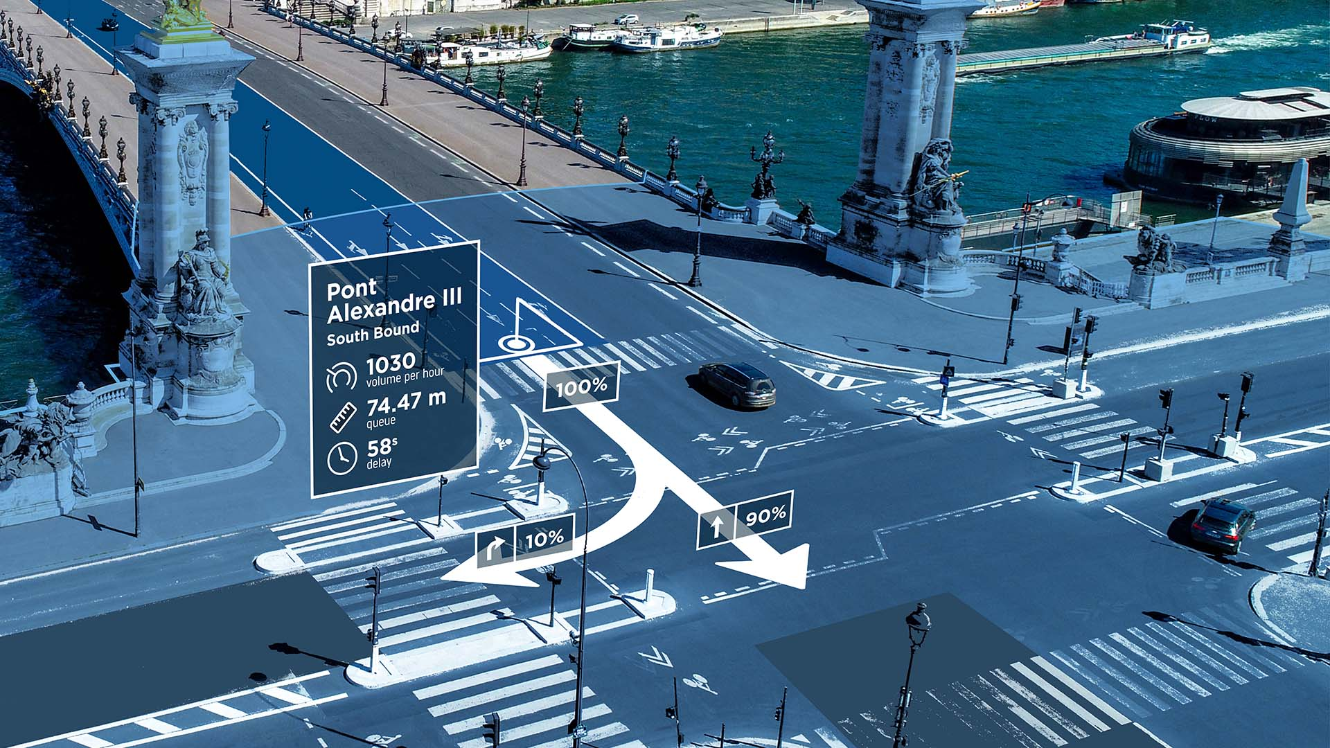 Reduce pollution with real-time intersection data – at every intersection