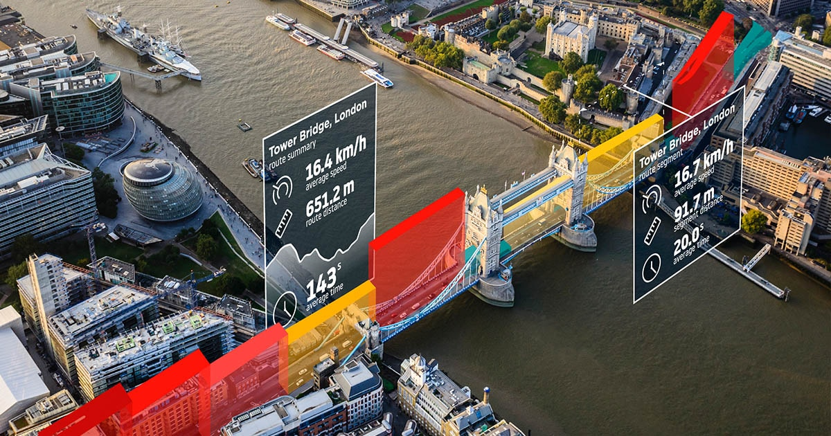 TomTom's Real-Time Traffic & Traffic Analytics Coverage in Europe