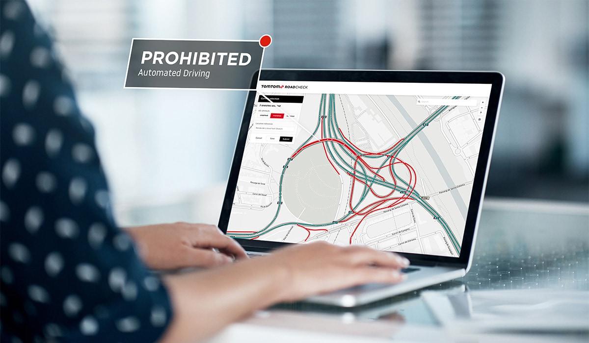 Unique map insights, safer vehicles