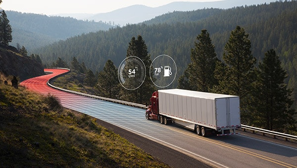 How ADAS helps truck drivers stay safe and drive efficiently