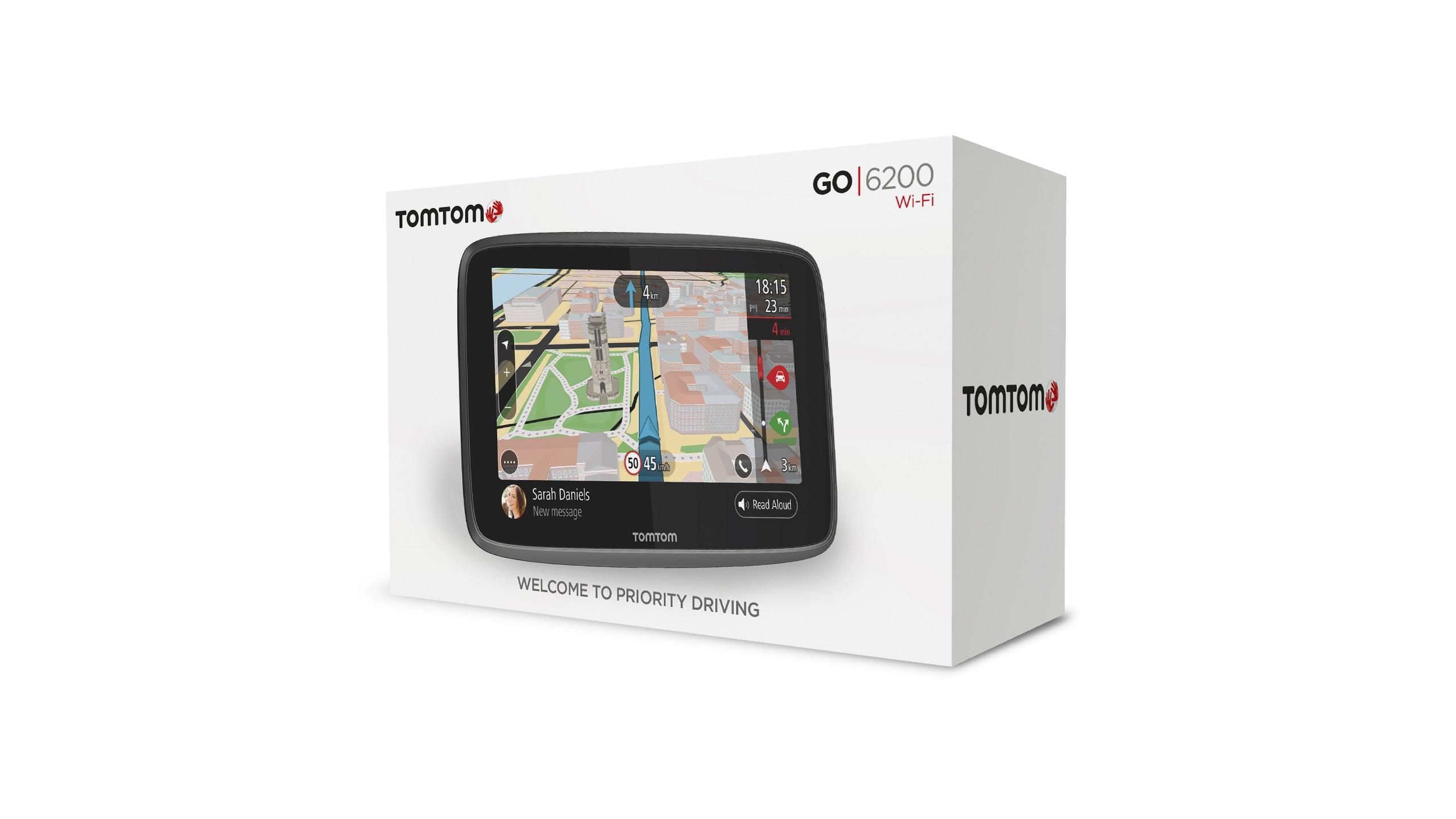 TomTom GO 6200