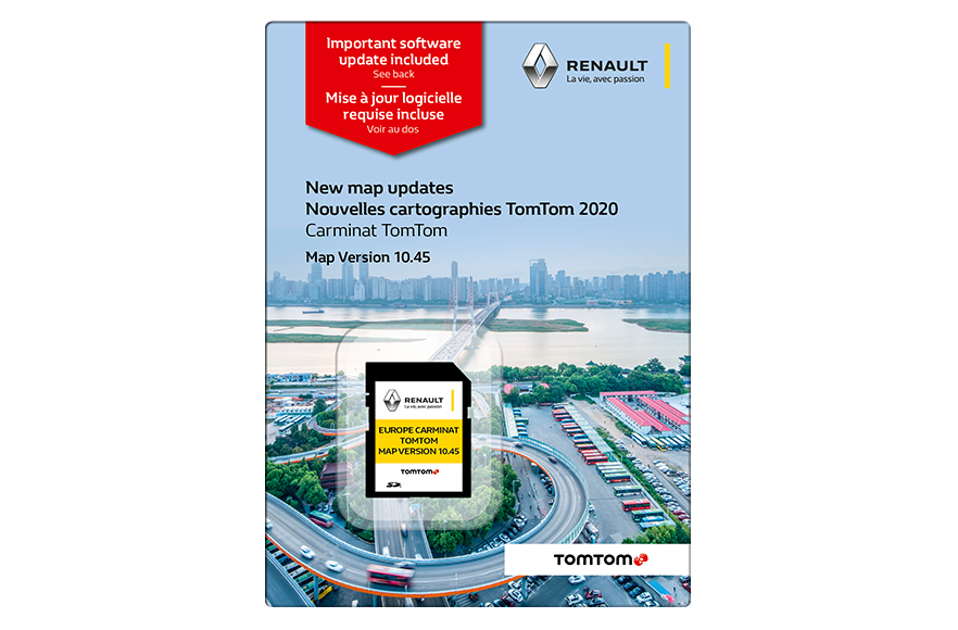 latest tomtom europe map version TomTom Carminat | Europe Map on SD Card