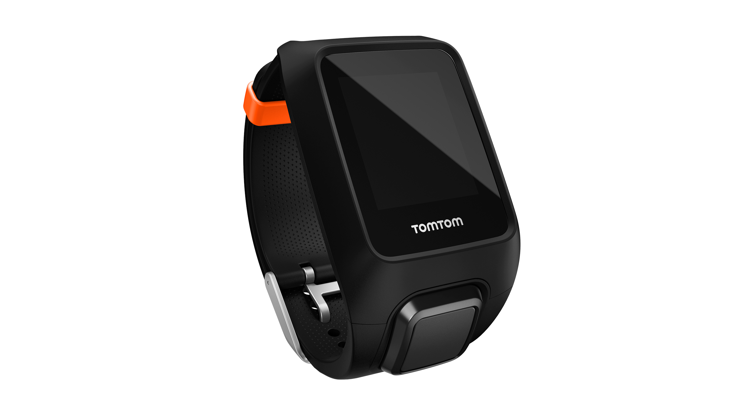 Bracelet de montre TomTom Multi-Sport (noir/orange)