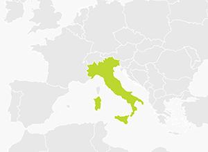 Cartina Italia Anno 500.Tomtom Go 500