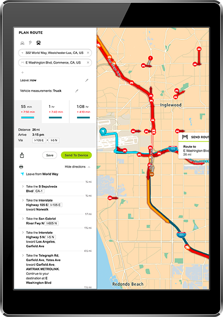 TomTom Maps - Map Data