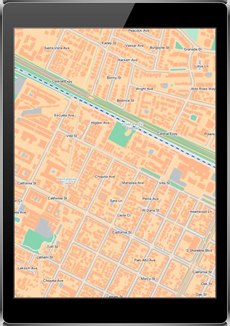 TomTom Maps - Map Data