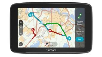 Serviços TomTom através do smartphone