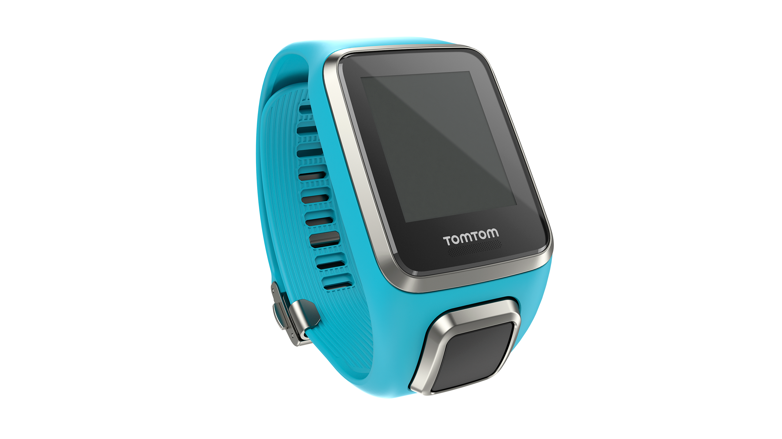 TOMTOM PREMIUM WATCH STRAP (SCUBA BLUE - LARGE)