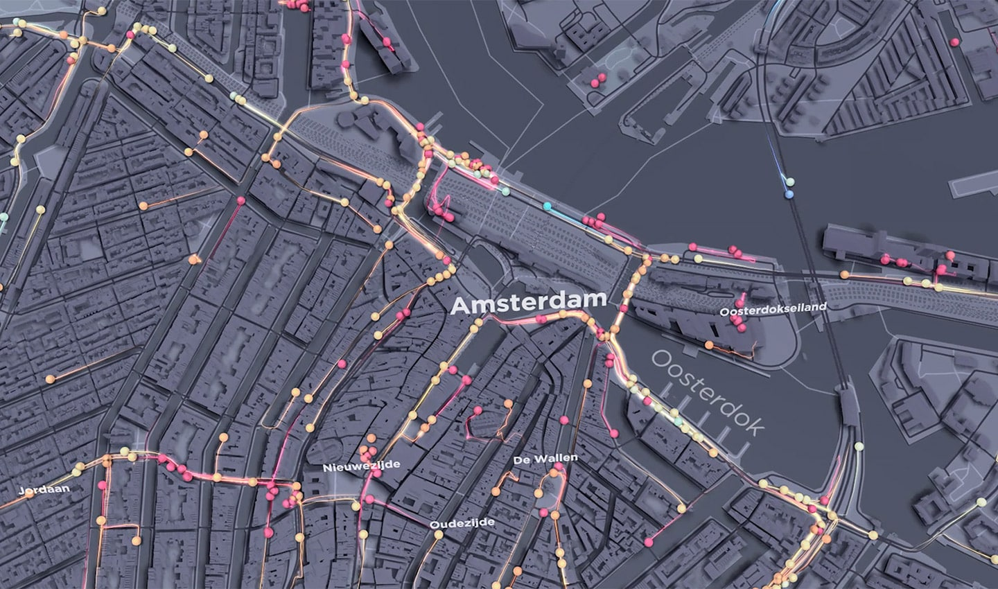 video-visualizing-tomtom-probe-data-in-amsterdam