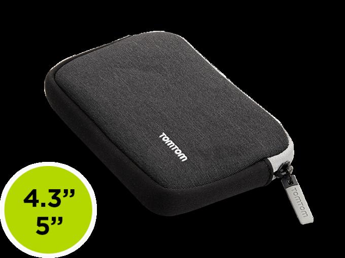 Travel Bag Case For TomTom Go Basic 6 Inch 6100 610 61 Sat Nav /& Accessories