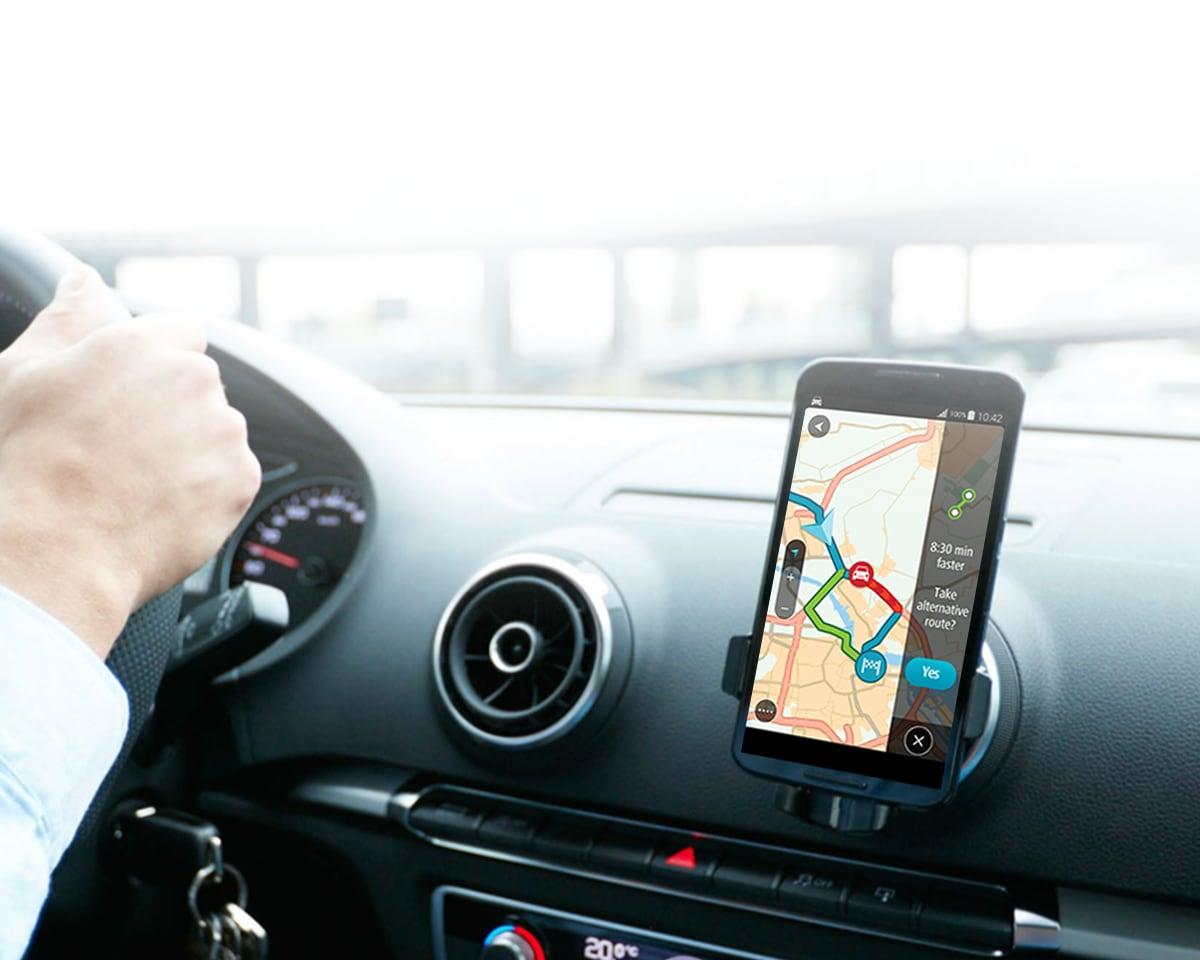 GO Mobile App | TomTom
