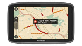 TomTom services via built-in SIM