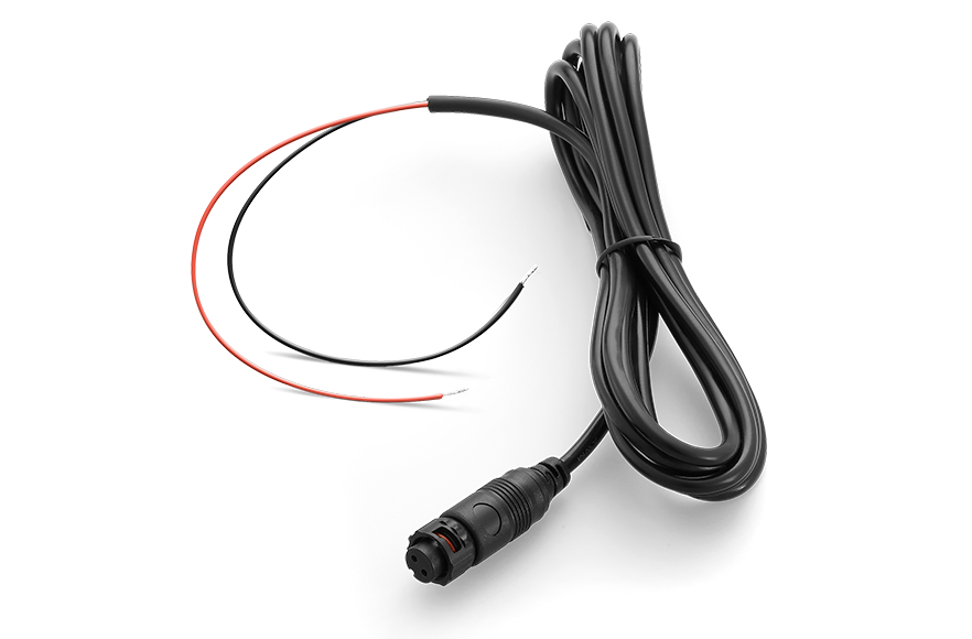 sat nav battery cable