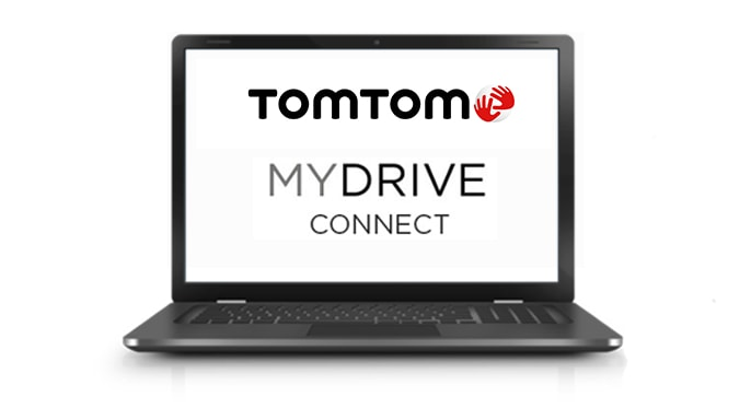 MyDrive-app voor Windows®