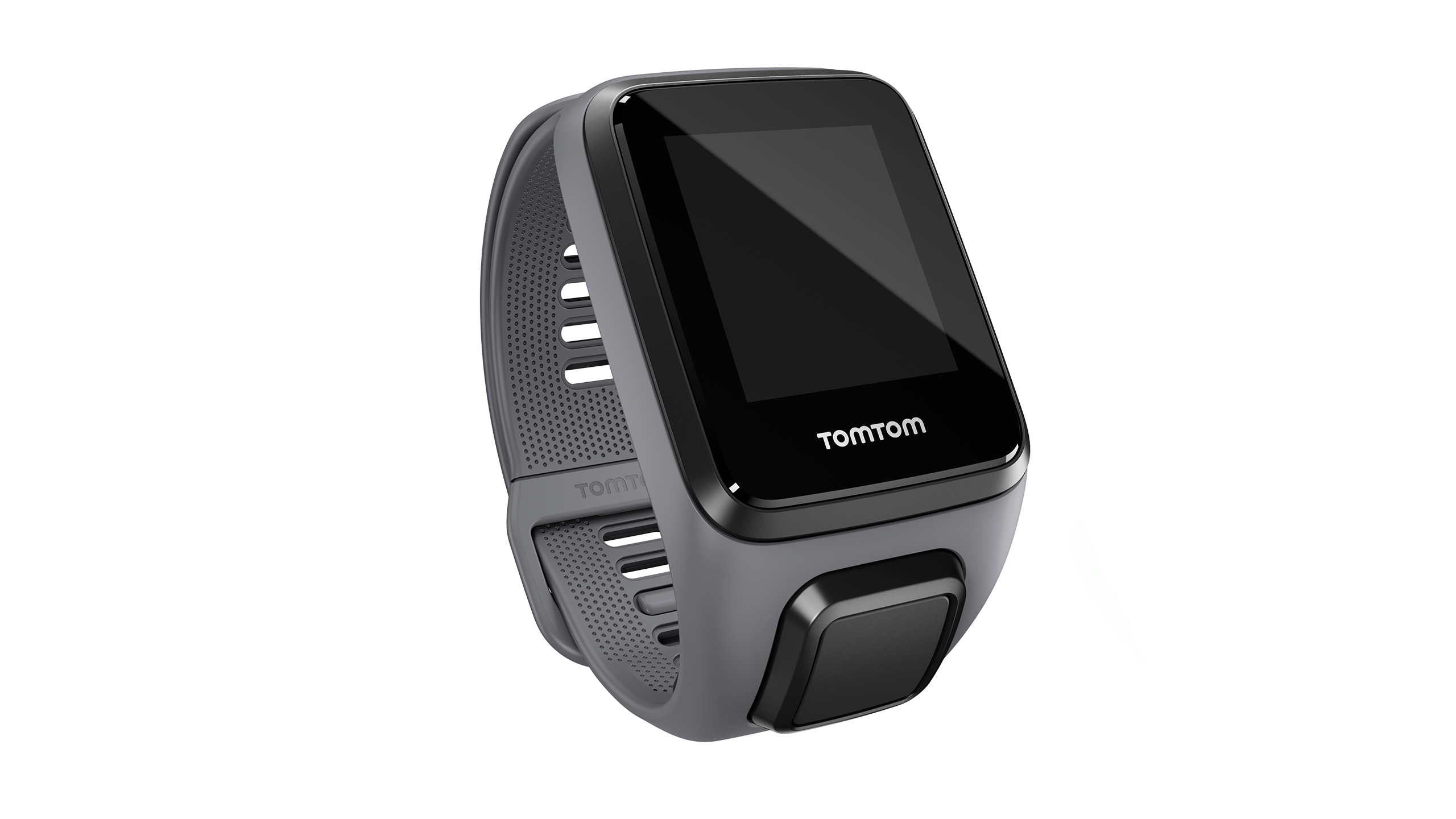 TomTom Runner 3/Spark 3 Watch Strap (Grey - Large)