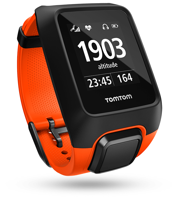 GPS Multisport Watch