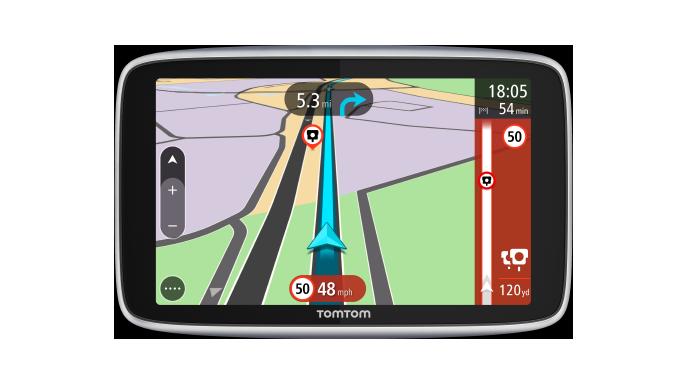 Alertas de radares de tráfico para toda la vida*