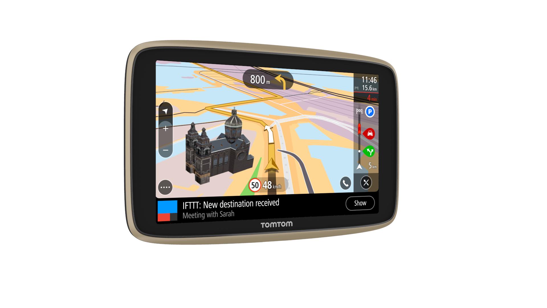 GPS 2019 TomTom GO Premium X | Exclusivité | Uniquement chez TomTom !