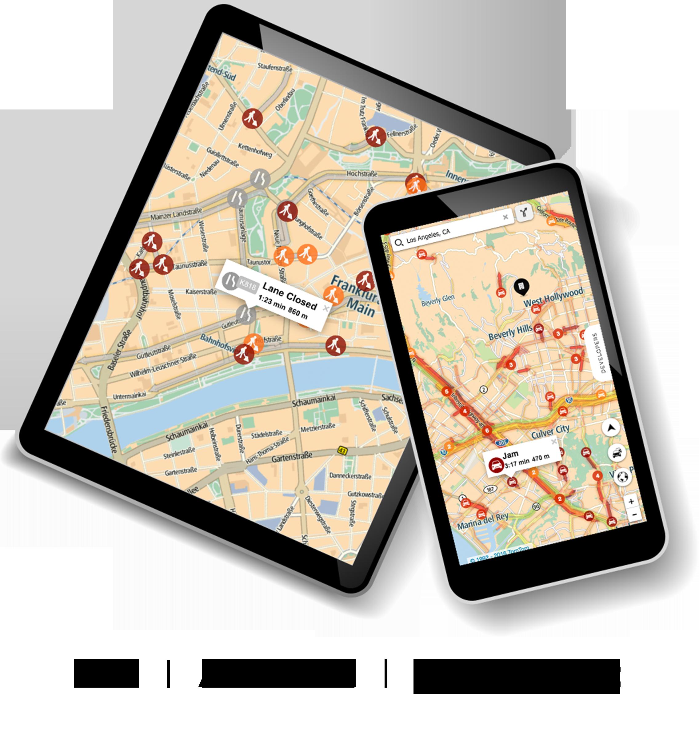 TomTom Maps | Maps APIs